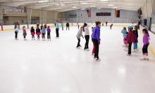 FFSC Learn to Skate Class