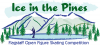 Ice in the Pines logo